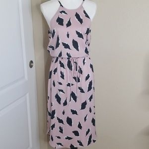Loft sleeveless dress | size Medium